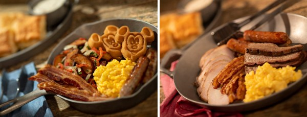 New Skillets Available On The Whispering Canyon Café Menu 7