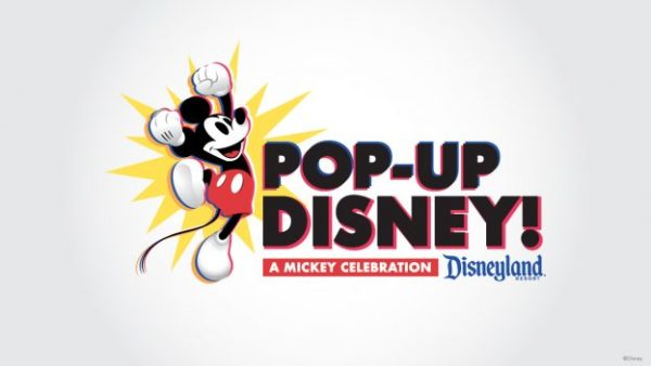 Tickets On Sale For Disneyland Pop Up Event 1