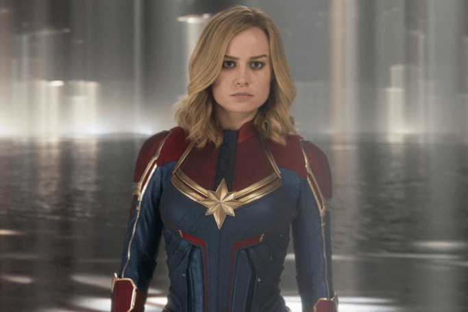 A no spoiler look at Captain Marvel