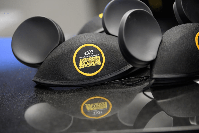 D23's 10-Year FAN-niversary Celebration at the Walt Disney Studios