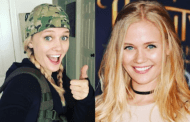 Lizzy McGuire's Carly Schroeder is Joining the Army