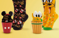Treat Your Feet With Disney Character Cupcake Socks For Kids