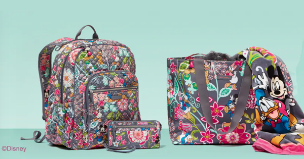 Two Magical New Disney Vera Bradley Prints Are Blooming For Spring 1