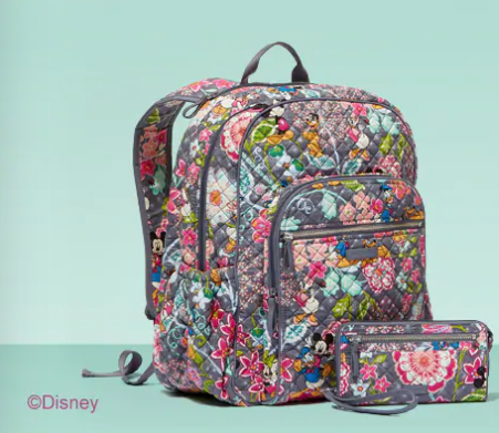 Two Magical New Disney Vera Bradley Prints Are Blooming For Spring 3