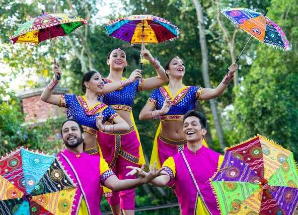 New Bollywood Beats Show at Animal Kingdom