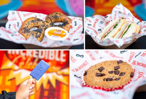 Delicious Food Items at Neighborhood Bakery in Hollywood Studios 1