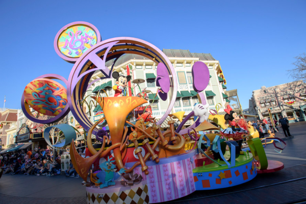 Exclusive Events at Disneyland this Spring