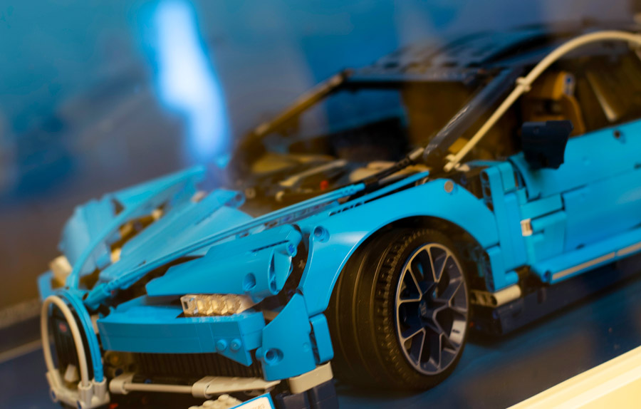 """""""I Love Cars"""" Event At The Lego Store Starts Today"""