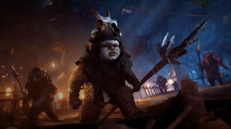 Will Disney+ Be Getting An Ewok Show?