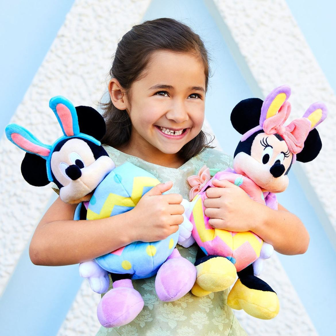 Say Hello To Spring With Super Adorable Disney Easter Plush