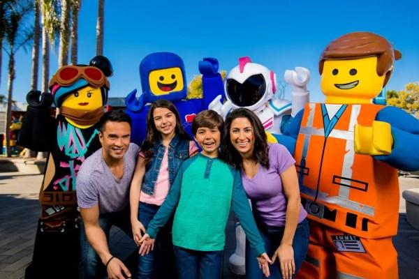 LEGOLAND LEGO MOVIE WORLD PREVIEW