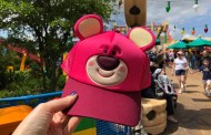 The new Lotso Cap At Hollywood Studios Is A Strawberry Dream