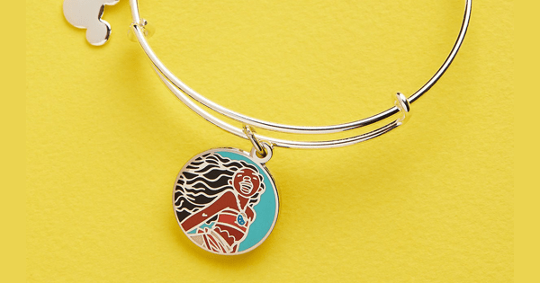 Follow The Call Of The Sea With The New Moana Bangle From Alex and Ani 1