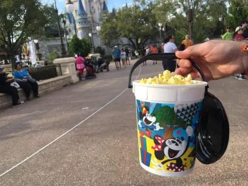 Disneyland Halloween Popcorn Bucket 2019.New 2019 Disney Popcorn Bucket Spotted At Walt Disney World