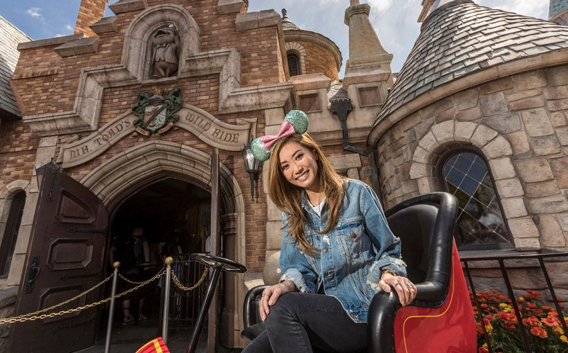 Brenda Song is Returning to Disney Channel for New Role