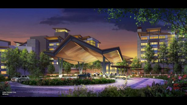 Disney Removes Reflections Lakeside Lodge Announcement from D23 Page