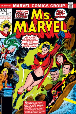 Who is Captain Marvel? 2