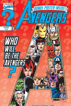 Who is Captain Marvel? 4