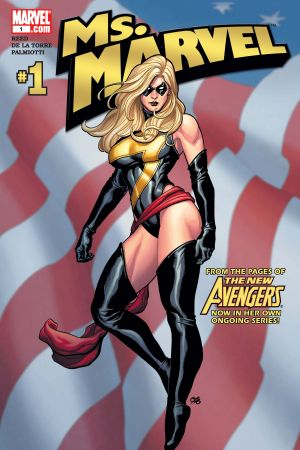 Who is Captain Marvel? 5