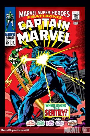 Who is Captain Marvel? 1