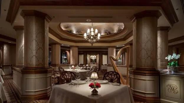Two Prestigious Disney Restaurants Awarded AAA Diamond and Forbes Travel Awards