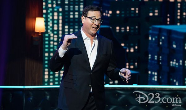 Bob Saget Casts Videos After Dark in a Good Light.