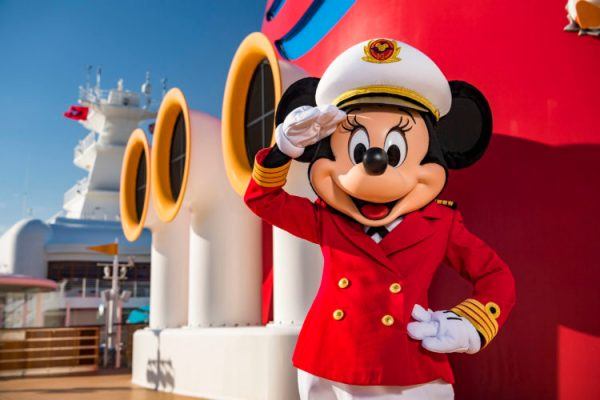 Disney Cruise Line and Captain Minnie Mouse Inspire Next Generation of Female Ship Captains 1