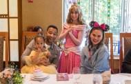 Chrissy Teigen, John Legend, their Daughter Luna and son Miles Vacation at Disneyland Resort