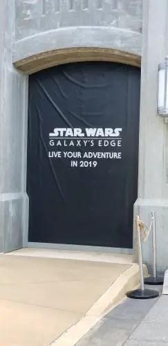 Star Wars Galaxy's Edge my first impression 5