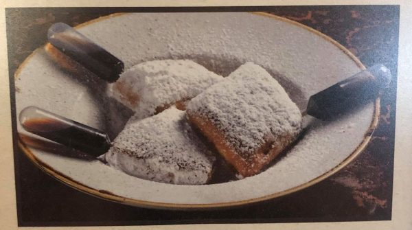 Baton Rouge Beignets at Disney's Port Orleans - French Quarter