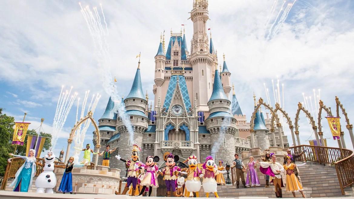 The Walt Disney World Resort is hosting 2 job fairs in April