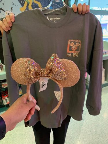 Say Hello To The New Briar Rose Gold Collection At The Disney Parks 1