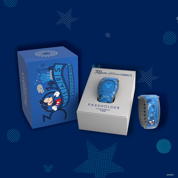 Exclusive Hollywood Studios' 30th anniversary Merchandise For Passholders