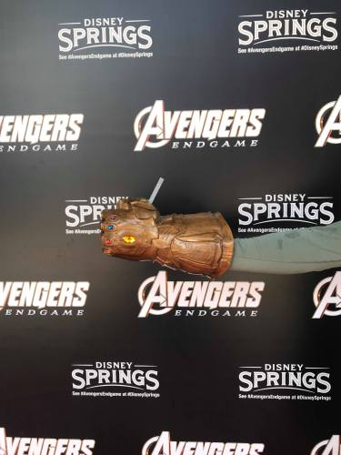 The Thanos Infinity Gauntlet Sipper is Back at BB Wolf in Disney Springs 2