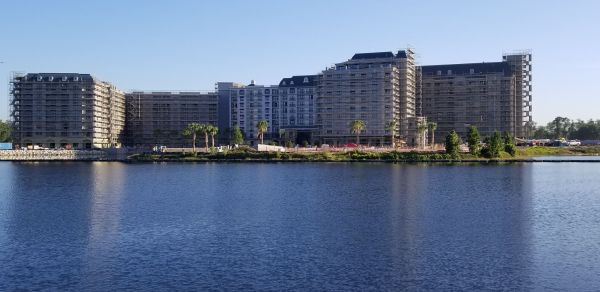 Riviera Resort Spring Construction Update