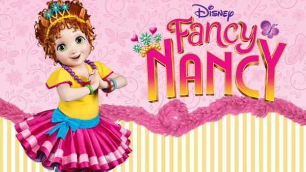 Fancy Nancy Meet And Greet Coming This Weekend 1