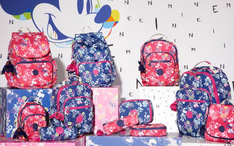 New Mickey and Minnie Mouse Kipling Collection Is In The House