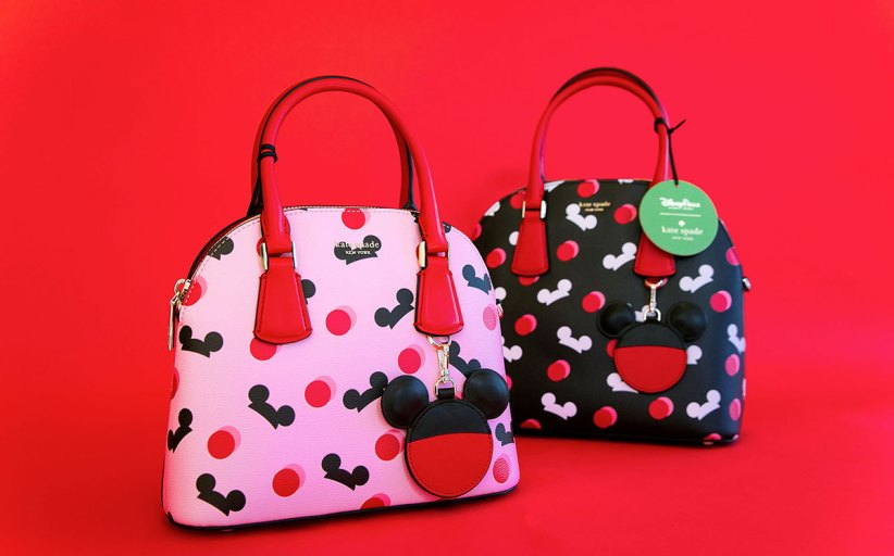 New Polka Dotted Disney Kate Spade Collection Just In Time For Spring