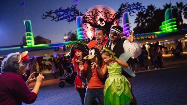 New Oogie Boogie Bash – A Disney Halloween Party Coming To Disney California Adventure Park
