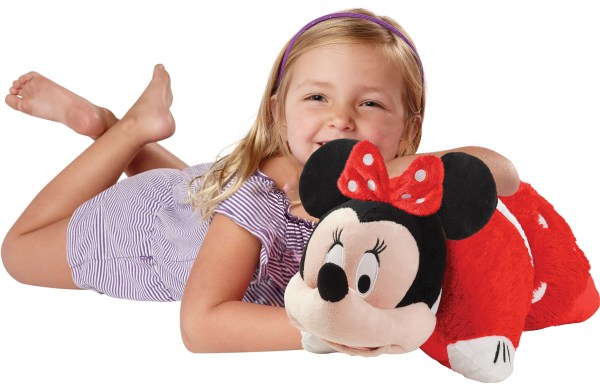 We're Having A Disney Pillow Pets Giveaway! Featuring Classic Mickey and Minnie! 1