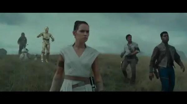 Star Wars: The Rise of Skywalker Trailer Released 1
