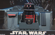 First Look at the Star Wars: Galaxy's Edge booth from Star Wars Celebration