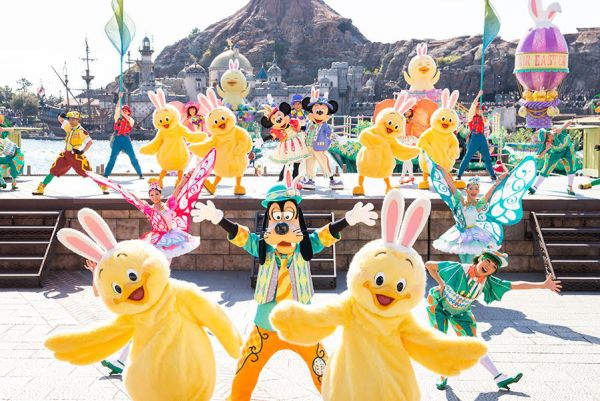 Easter and Springtime Celebrations Are Coming to Tokyo Disney Resort 1
