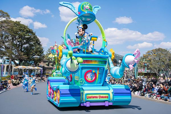 Easter and Springtime Celebrations Are Coming to Tokyo Disney Resort 2