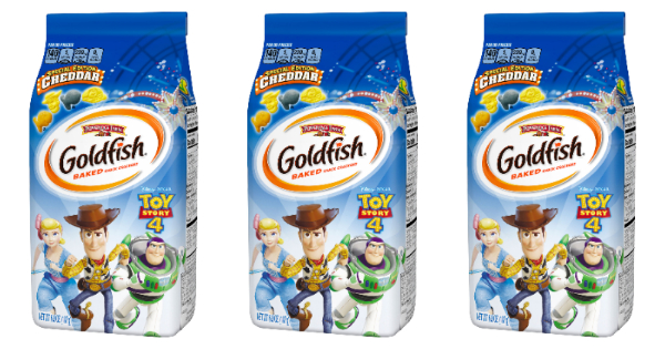 Round Up The Gang For Toy Story Goldfish From Pepperidge Farm 1