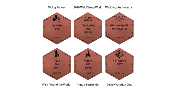 Bring Home The Magic With Commemorative Legacy Pavers From shopDisney