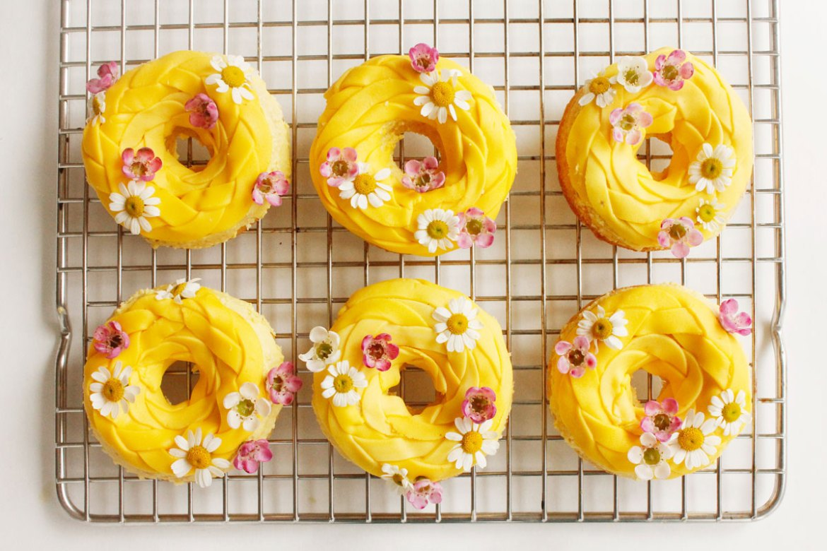 DIY Rapunzel Themed Donuts Fit for the Whole Family.