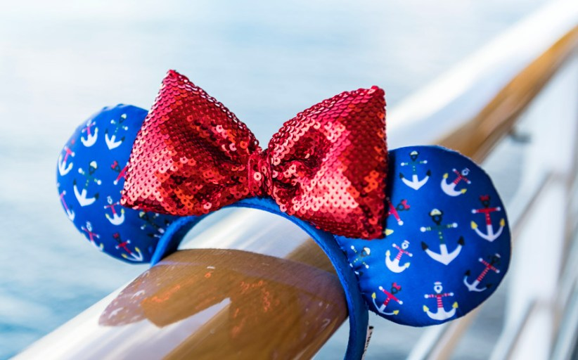 New Characters Ahoy Collection Available Exclusively On Disney Cruise Line