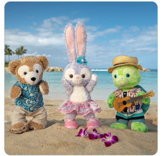 Duffy's New Friend StellaLou is Headed to Disney Aulani Resort.
