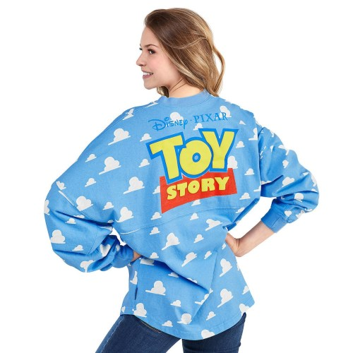 Show Your Animated Side With The Toy Story Spirit Jersey 1